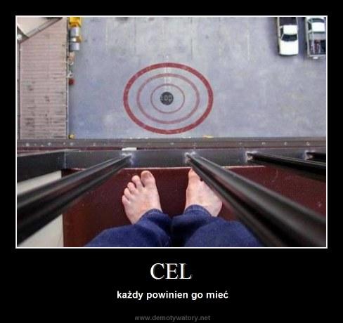 CEL - każdy powinien go mieć