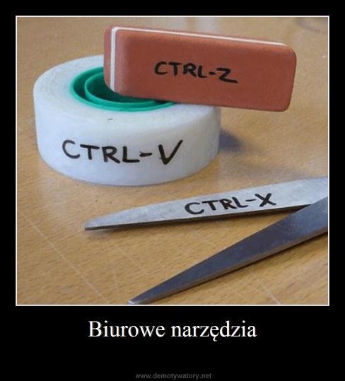 Biurowe narzędzia -