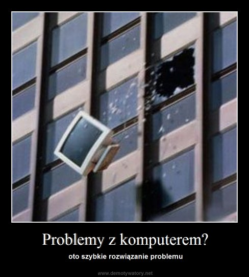Problemy z komputerem? - oto szybkie rozwiązanie problemu