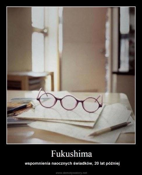 Fukushima - wspomnienia naocznych świadków, 20 lat później